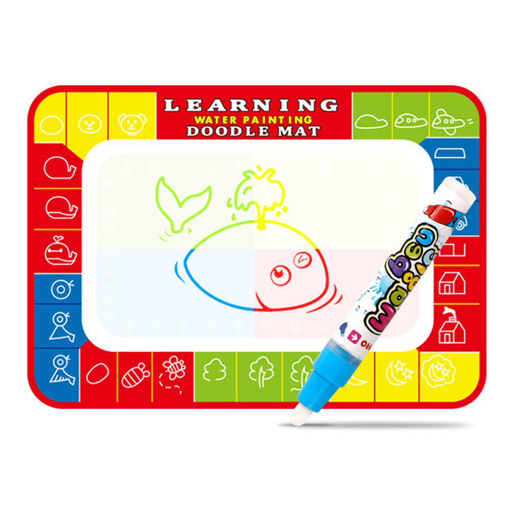 Water Drawing Painting Writing Mat Board with Magic Pen Doodle