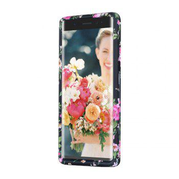3 in 1 Hard PC with Soft Silicone Full Body Phone Case for Samsung Galaxy Note 8 -  BLACK