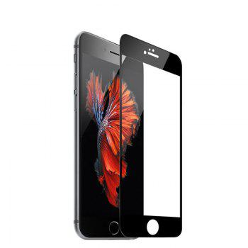 Full Cover HD Tempered Glass for iPhone 7 / 8 -  BLACK