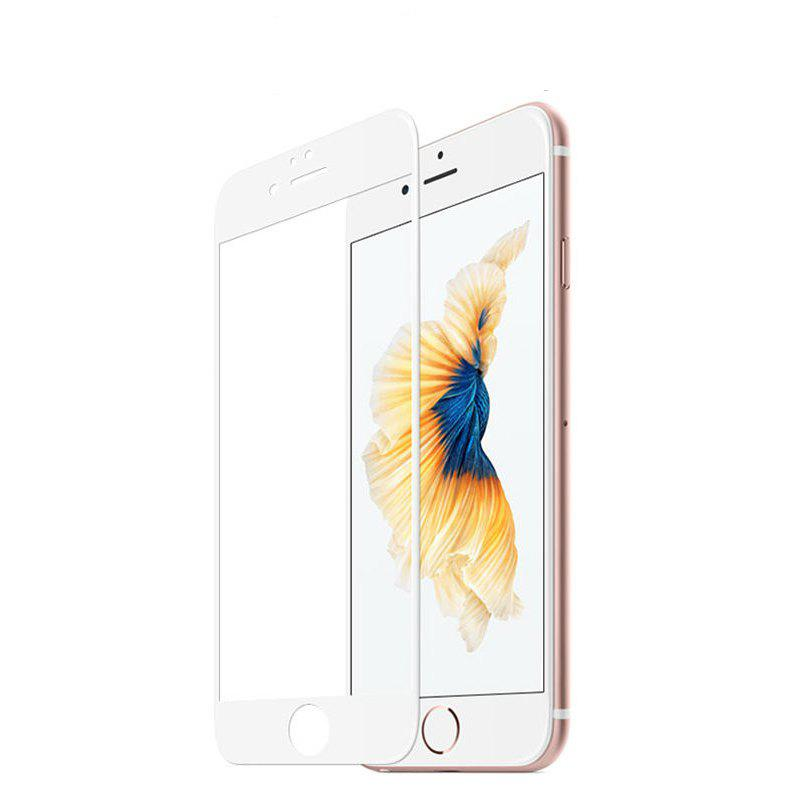 Full Cover HD Tempered Glass for iPhone 7 / 8 - WHITE