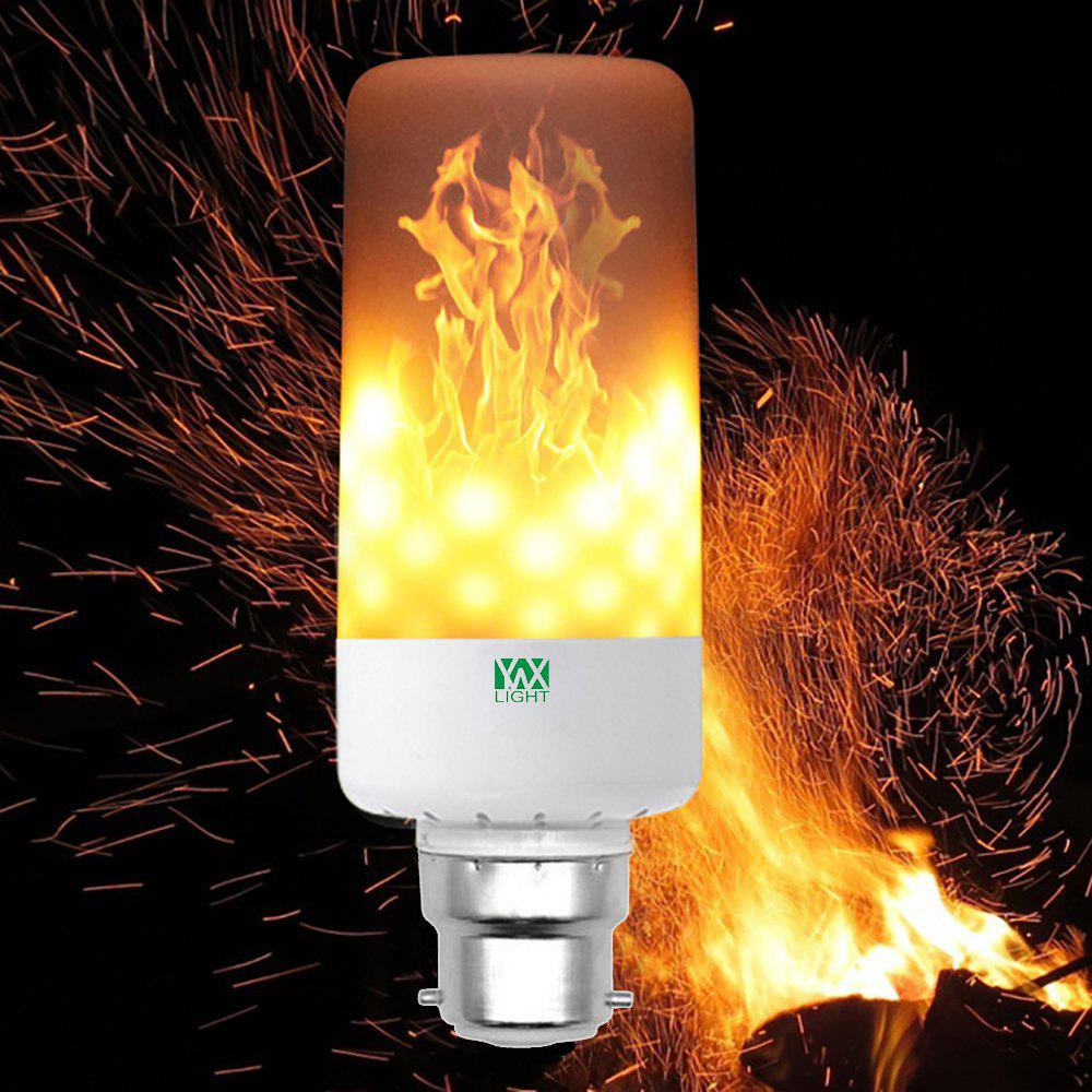 2018 YWXLight B22 LED Flame Effect Fire Light Bulbs Flickering ... for Artificial Flame Light  55jwn