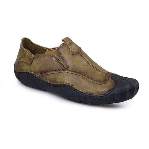 Sewing Shoes Outdoor Pure Manual - KHAKI 43