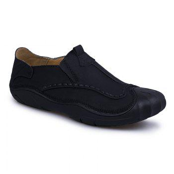 Sewing Shoes Outdoor Pure Manual - BLACK BLACK