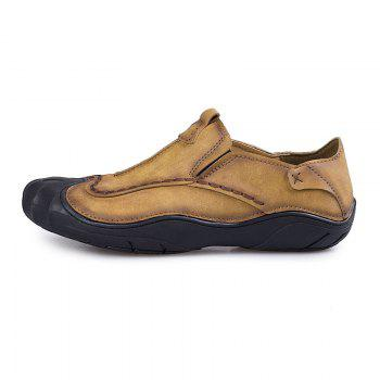 Sewing Shoes Outdoor Pure Manual - YELLOW 43
