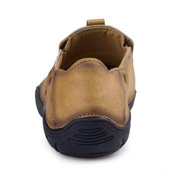 Sewing Shoes Outdoor Pure Manual - YELLOW 44