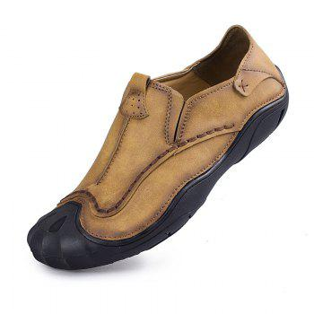 Sewing Shoes Outdoor Pure Manual - YELLOW 39