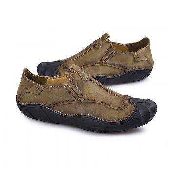 Chaussures de couture Outdoor Pure Manual - Kaki 43