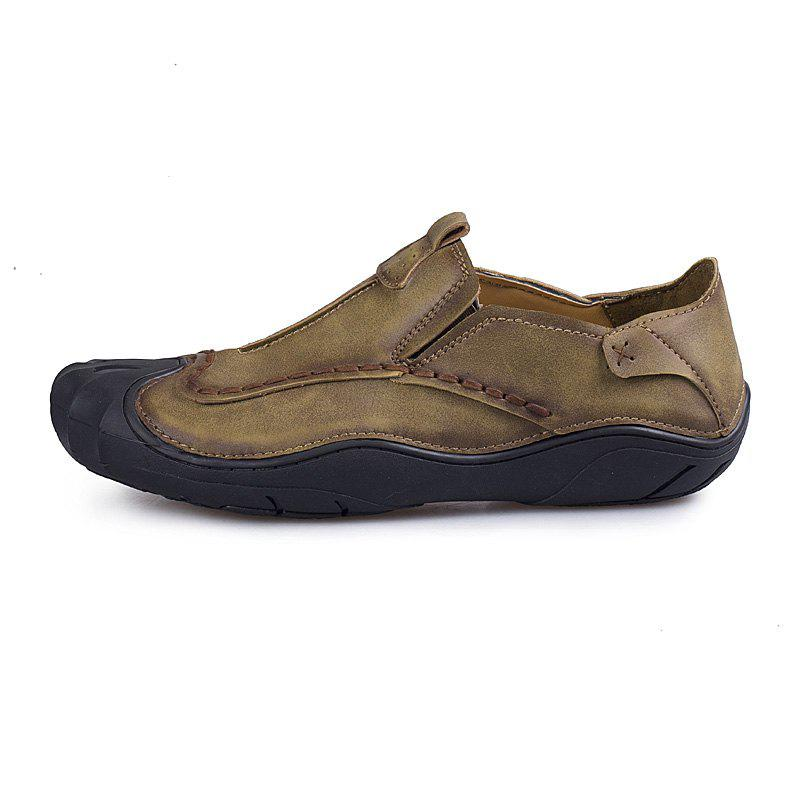 Sewing Shoes Outdoor Pure Manual - KHAKI 38