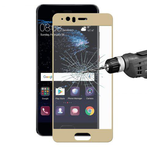 9H 2 5D For Huawei P10 Silk Print Full Screen Cover Mobile Tempered Glass  Guard Film