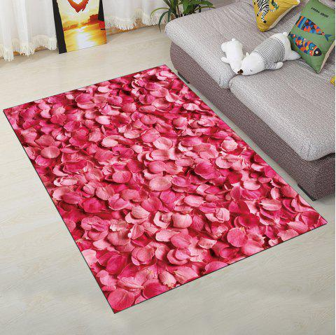 Limited Offer 2019 Fashion Personality Rose Petal Pattern Carpet