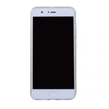 Color Pattern Soft TPU Back Phone Case for Xiaomi 6 - WHITE / BLUE