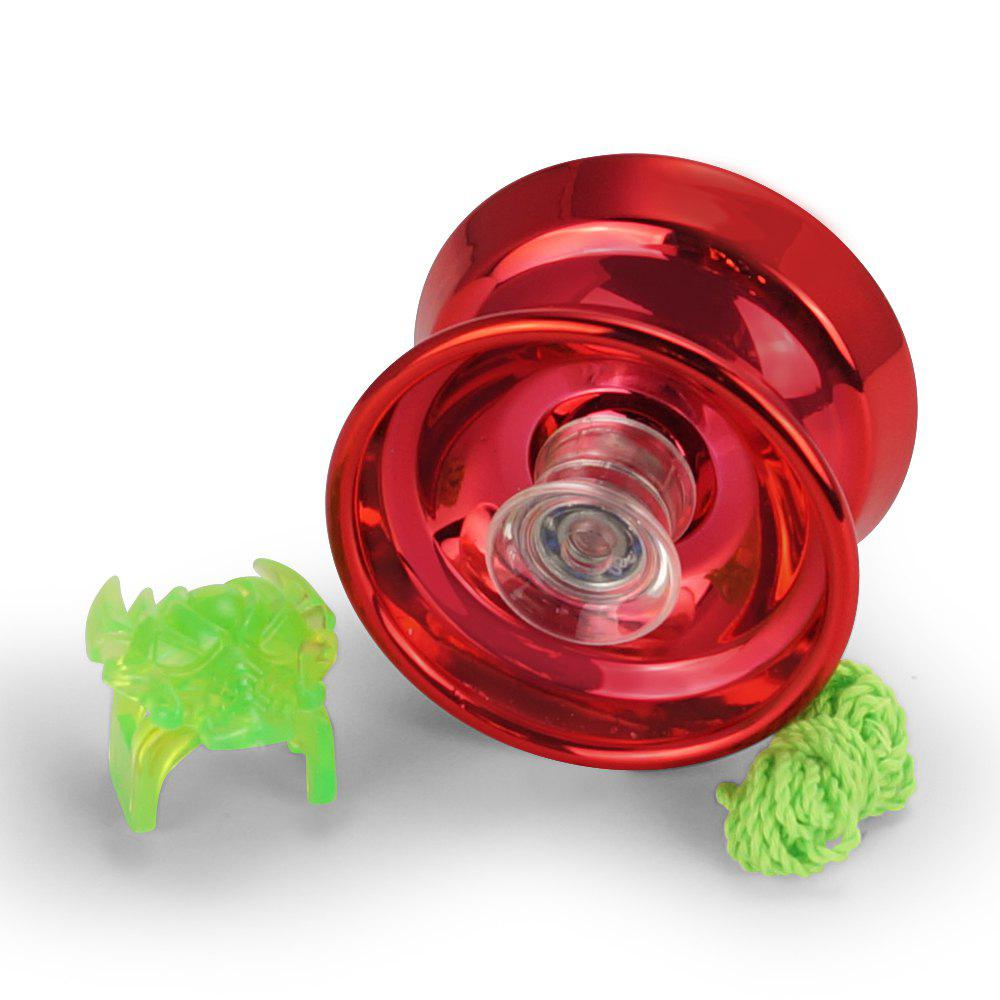 The new phantom alloy yo-yo magic  fashion hot selling toys - RED