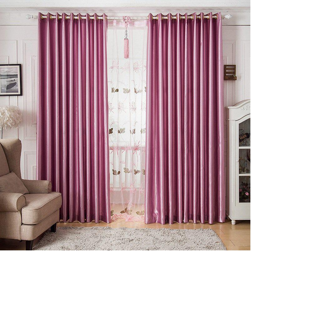 Modern Simple Pure Color Engineering Lining Cloth Bedroom Living Room Lmitation Silk Shade lucy choi london туфли