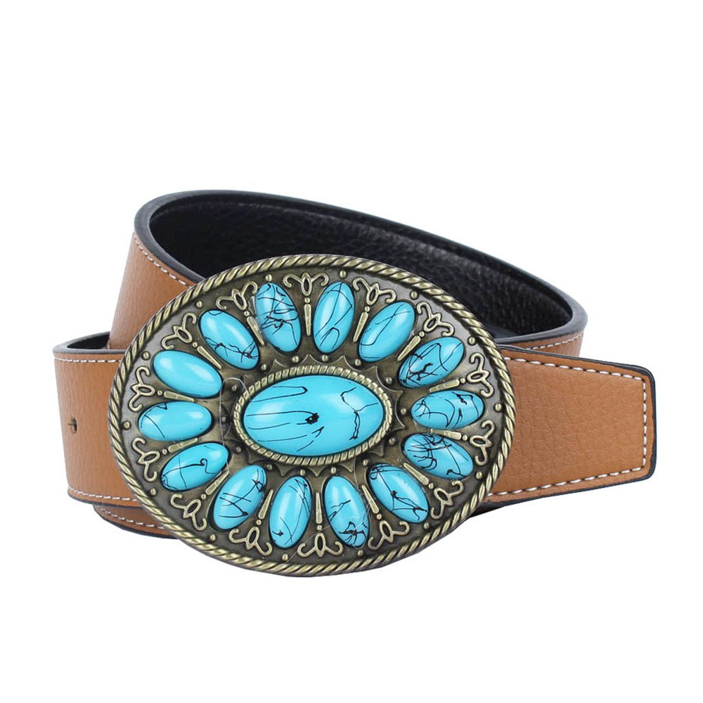 Bohemia Belt Leather - YELLOW LEATHER BAND