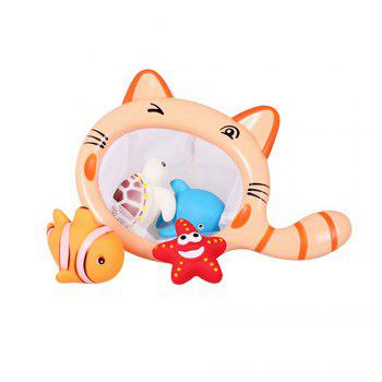 Fish Bath Small Animal Squeezed Water Toys - BUTTERCUP BUTTERCUP