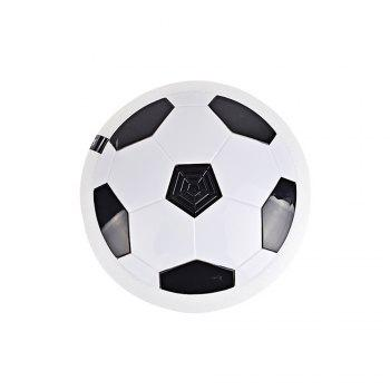 Electric Light Suspended Air Cushion Football Indoor Air Football Euro Selling Toys - WHITE WHITE