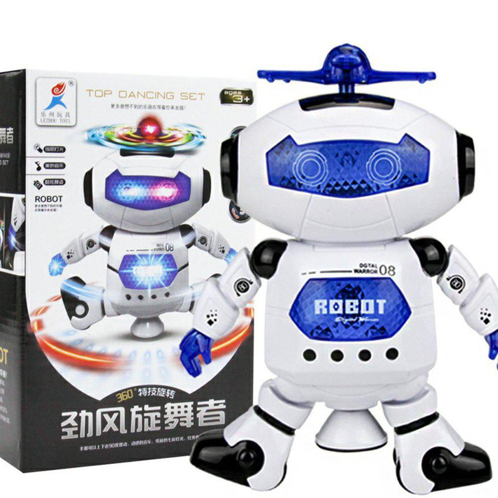 Electronic Dance Walking Robot Toys for Boys and Girls Toddler Child Music Lightning electronic dance walking robot toys for boys and girls toddler child music lightning