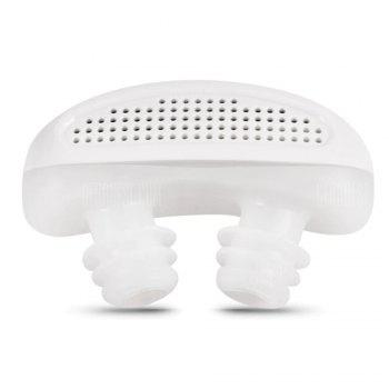 Purificateur d'air Anti-ronflement 2 en 1 - Blanc