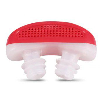 2 in 1 Anti Snoring Air Purifier - RED RED