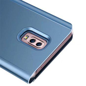 Vertical Mirror Bracket Triad Cases for Samsung Galaxy J7 Plus - BLUE