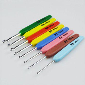 16 PCS Multicolor Crochet Home Textile Sewing Knitting Yarn Sewing Needle -  COLORFUL