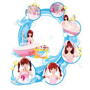 The Princess Leggi Dream Princess Bathroom -  COLORFUL