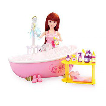 The Princess Leggi Dream Princess Bathroom - COLORFUL COLORFUL