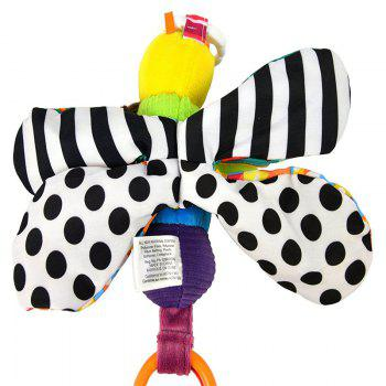 Firefly Clip On Pram and Pushchair Baby Toy -  COLORFUL