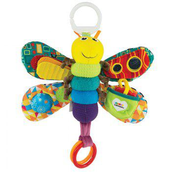 Firefly Clip On Pram and Pushchair Baby Toy - COLORFUL COLORFUL