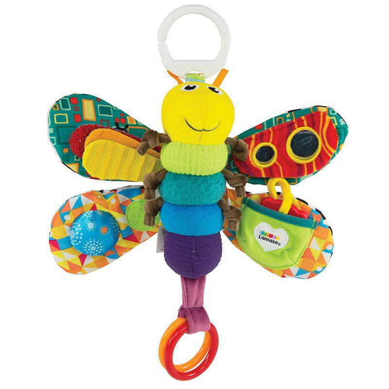 Firefly Clip On Pram and Pushchair Baby Toy firefly