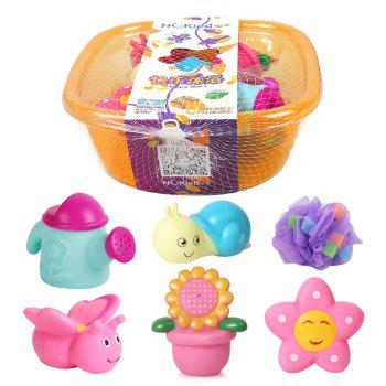 Take A Shower Pots Swimming Garden Toy - COLORMIX COLORMIX