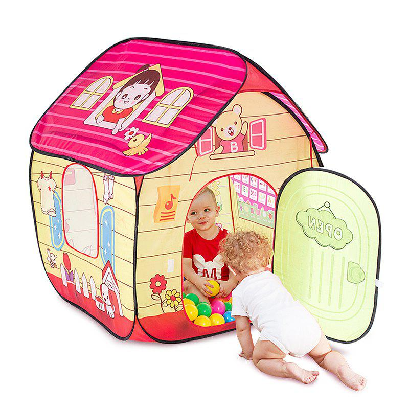 Princess House Tent Toy - COLORMIX