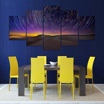 YSDAFEN 5 Panel Modern Canvas Art Wall Paintings for Living Room Wall Picture - COLORMIX 30X40CMX2+30X60CMX2+30X80CMX1(12X16INCHX2+12X24INC