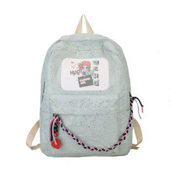 Chic Simple High Capacity School Bag