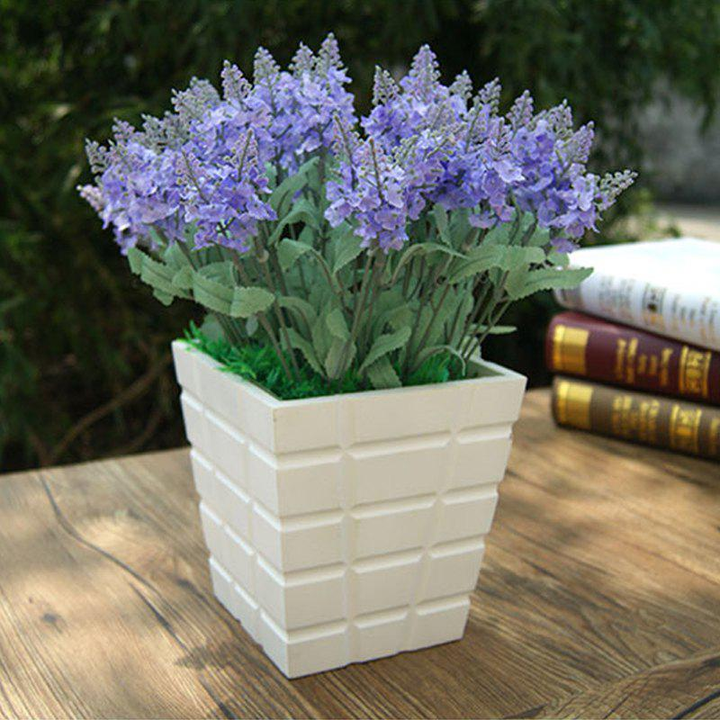 Artificial plant Lavender fake flowers - RADIANT