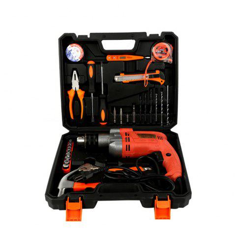 Household Maintenance Suit for Practical Impact Drill - COLORMIX SIZE:41 X 32 X 10CM