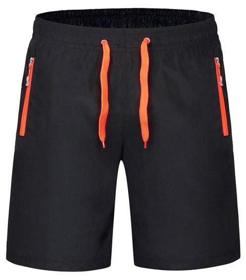 Men'S Stretch Large Size Speed Dry Clothes Sports and Leisure Shorts - JACINTH 6XL
