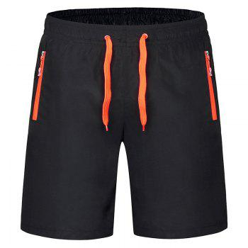 Men'S Stretch Large Size Speed Dry Clothes Sports and Leisure Shorts - JACINTH JACINTH