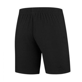 Men Five Minutes Quick-Drying Shorts Summer Cool Sports Shorts - BLACK BLACK