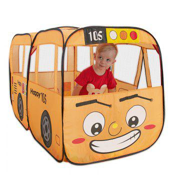 Early Childhood Education Car Tent Toy - COLORMIX COLORMIX