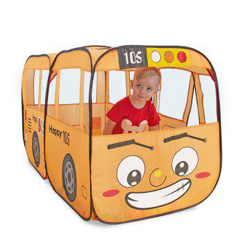 Early Childhood Education Car Tent Toy - COLORMIX