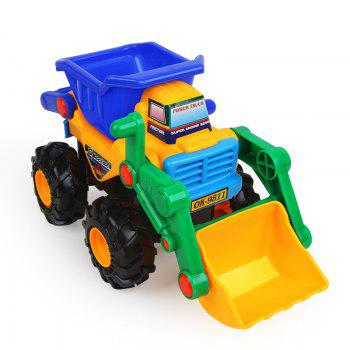 Early Childhood Education Inertia Drive Car Toy - COLORMIX COLORMIX