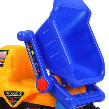 Early Childhood Education Inertia Drive Car Toy - COLORMIX