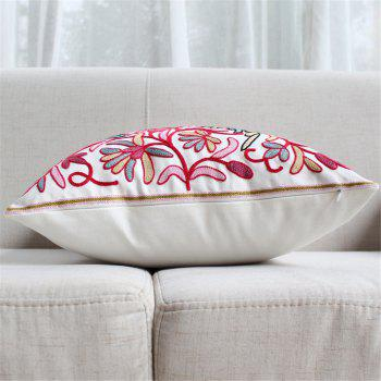 Weina Red Phoenix Hold Pillow - RED 1PC
