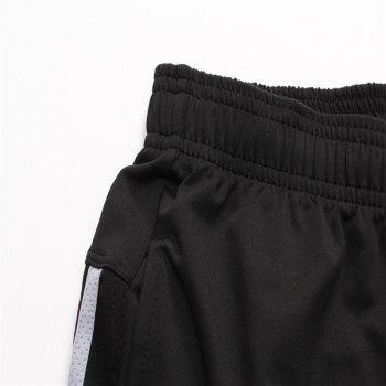 Men's Quick-drying Shorts - BLACK BLACK