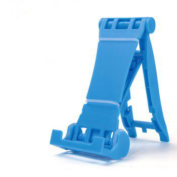 Phone Holder Support for Mobile Phone - BLUE BLUE