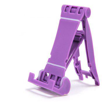 Phone Holder Support for Mobile Phone - PURPLE PURPLE