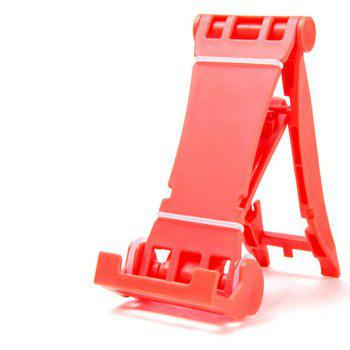 Phone Holder Support for Mobile Phone - RED RED