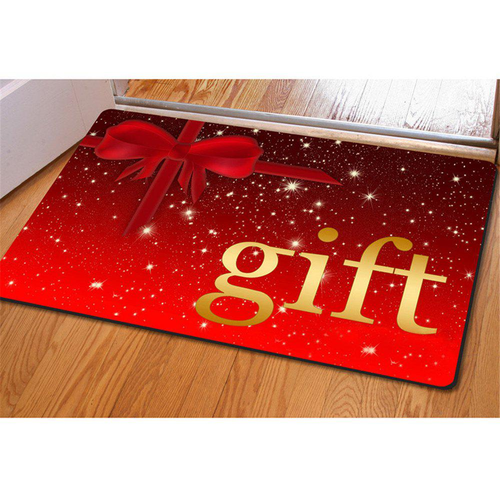 Foyer Rugs For Christmas: 2018 Christmas Decorative Cute Cat Soft Mat Non-slip Entry
