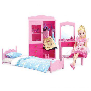 Children Exclusive Sweet Girl in Princess Room - COLORMIX COLORMIX